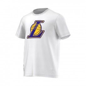 Tee shirt Fanwear Los Angeles Lakers Adidas