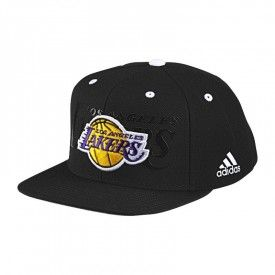 Casquette Flat Los Angeles Lakers Adidas