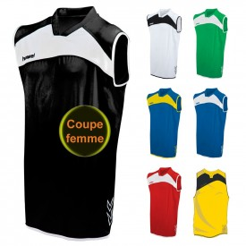 Maillot Roots Basket Lady - Hummel 414ROF