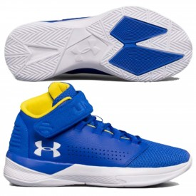 Chaussures de Basket Grade School Get B Zee Jr - Under Armour 1299028-400