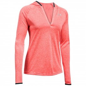 Sweat à capuche Tech Twist Femme - Under Armour 1269181-963