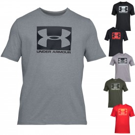 Tee shirt Sportstyle UA Boxed - Under Armour 1305660
