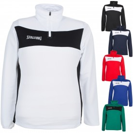 Sweat Evolution II 1/4 Zip Top - Spalding 3003033