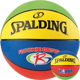 Ballon NBA Rookie Gear Jr - Spalding 3001595011515