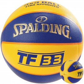 Ballon TF 33 OUTDOOR - Spalding 3001565000116