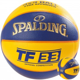 Ballon TF 33 IN/OUT - Spalding 3001565000016