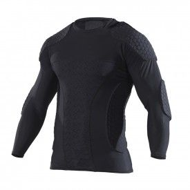Maillot de protection Hex™ Extrême II ML Mc David