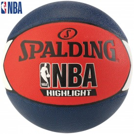 Ballon NBA Highlight - Spalding 3001550029417