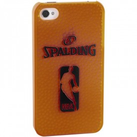 Coque polycarbonate iPhone 4/4S - Spalding 300165401