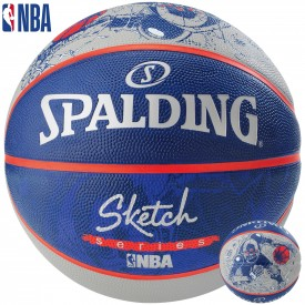 Ballon NBA Skretch Robot - Spalding 3001590000217
