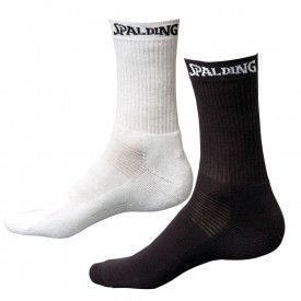 Chaussettes moyennes Spalding