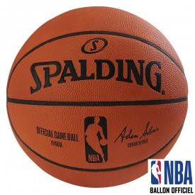 Ballon NBA Officiel Game - Spalding 3001510010317
