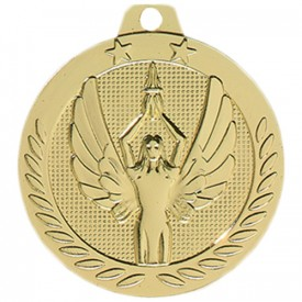 Médaille Victoire Or 40 mm - France Sport F_DX17D