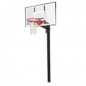 Panneau de basket NBA Gold In-Ground - Spalding 3001651021454