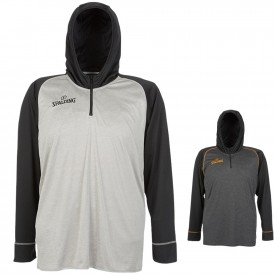 Sweat à capuche Street ML - Spalding 3006002