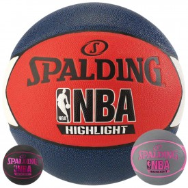 Ballon NBA Highlight Femme - Spalding 3001550029716