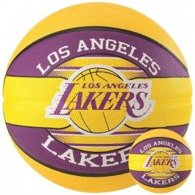 Ballon Team NBA Los Angeles Lakers Spalding