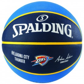 Ballon Team NBA Oklahoma City Thunder - Spalding 3001587013917